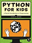 [Python for Kids: A Playful Introduct...