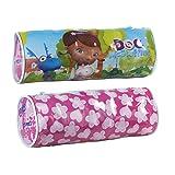 Disney - Disney Doctora Juguetes - Estuche Portatodo Escolar - 21 x 7 cm