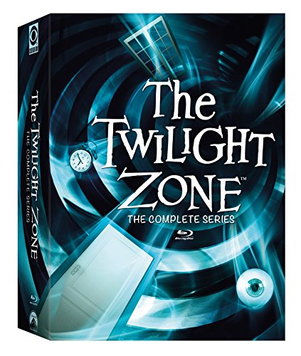 The Twilight Zone: The Complete Series Blu-ray (Twilight Blue Ray Box Set compare prices)