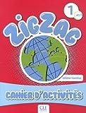 echange, troc Hélène Vanthier - Zigzag 1 A1 : Cahier d'activités