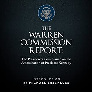 The Warren Commission Report Audiobook