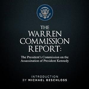 The Warren Commission Report Audiobook