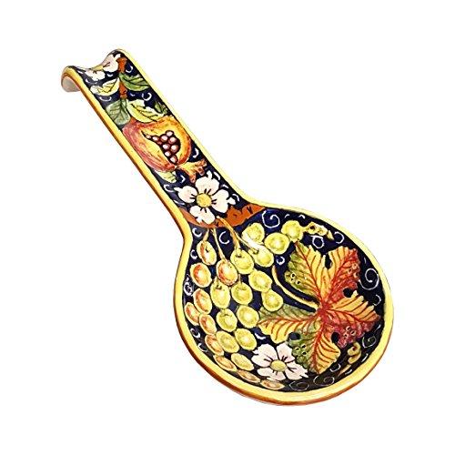 ceramiche-darte-parrini-art-de-la-ceramique-italienne-portant-poche-decoration-raisin-peint-a-la-mai
