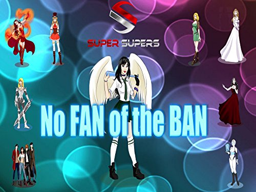 Super Supers: No Fan of the Ban on Amazon Prime Instant Video UK