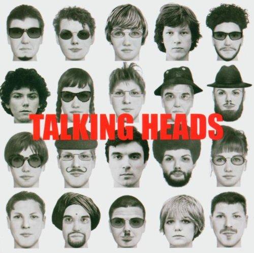 The Best of Talking Heads artwork