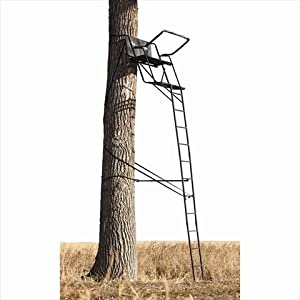 Big Game Treestands The Big Buddy Ladderstand by Big Game Treestands