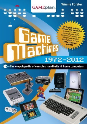Game Machines 1972-2012 – The Encyclopedia of Consoles, Handhelds and Home Computers
