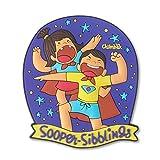Super Siblings Magnet