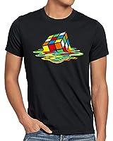 style3 Sheldon Zauberwürfel Herren T-Shirt