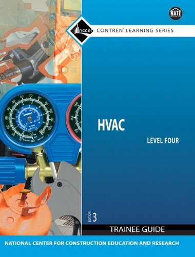 HVAC Level 4 Trainee Guide, Paperback (3rd Edition) (Nccer Hvac Level 1 compare prices)