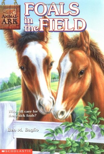 Foals in the Field (Animal Ark Series #24)