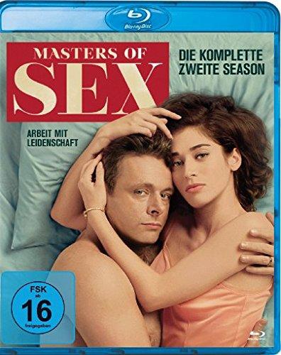 Masters of Sex - Season 2 [Blu-ray]