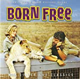 Born Free--Original Motion Picture Score CD, Limited Edition, Soundtrack