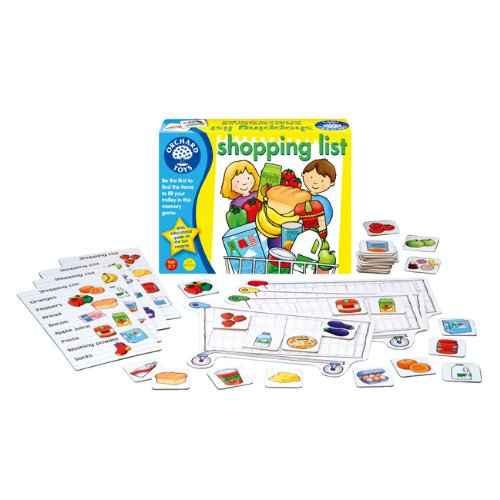 51ubUWpCeCL Shopping List Memory Game