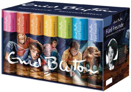 Fünf Freunde - Die Sammeledition Bd. 1 - 21