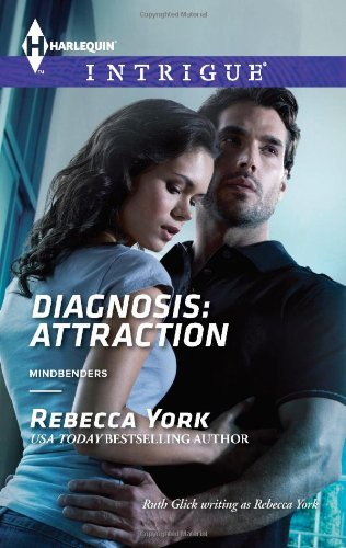 Image of Diagnosis: Attraction (Harlequin Intrigue\Mindbenders)
