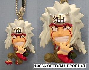 Naruto Keychain Mini Figure Jiraiya