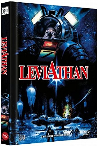 Leviathan - Uncut/Mediabook (+ DVD) [Blu-ray] [Limited Collector's Edition]