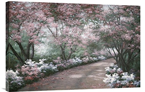 global-gallery-gcs-393974-2030-142-diane-romanello-azalea-walk-gallery-wrap-giclee-on-canvas-print-w