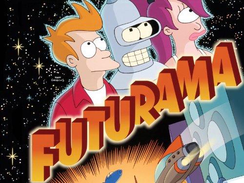 futurama torrent season 1-7