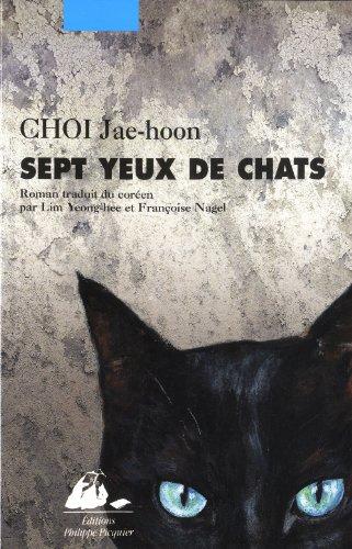 Sept yeux de chats : roman