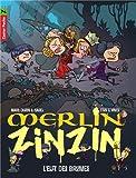 """Afficher """"Merlin zinzin n° 8 L'Elfe des brumes"""""""