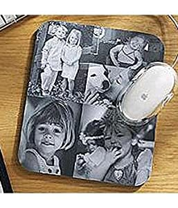 Personalized Photo Collage Mouse Pad