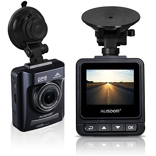 AUSDOM-A261-Auto-DVR-Kamera-mit-GPS-Full-HD-1080P-G-SENSOR-Dash-Cam