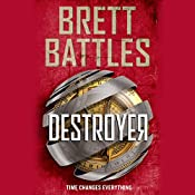 Destroyer: Rewinder, Book 2 | Brett Battles