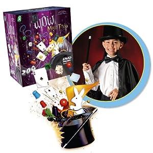MAGIC SET - Magic Hat with magic cape 200 tricks