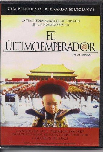 EL ULTIMO EMPERADOR (THE LAST EMPEROR) [NTSC/Region 1 and 4 dvd. Import - Latin America] (Spanish subtitles)