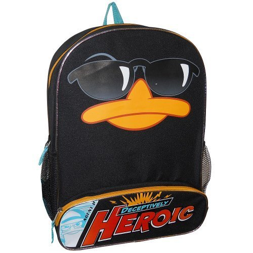 Phineas & Ferb 16-inch Backpack