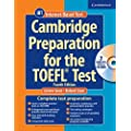 Cambridge Preparation for the TOEFL� Test Book with CD-ROM