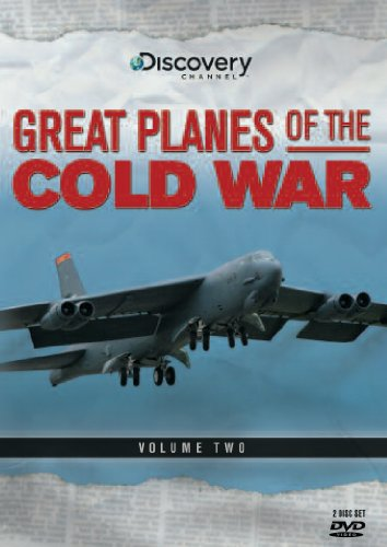GREAT PLANES OF THE COLD WAR VOL.2 [IMPORT ANGLAIS] (IMPORT)  (COFFRET DE 2 DVD)