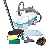 SF-370WH Steamfast Multi-purpose Steam Cleaner (Complete Set) w/ Gift: Premium Microfiber Cleaner