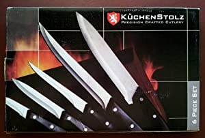 Amazon Com Kuchen Stolz Precision Crafted Cutlery 6
