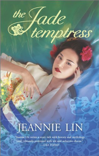 Image of The Jade Temptress - The Lotus Palace #2 (Hqn Books) (Pingkang Li Mysteries)