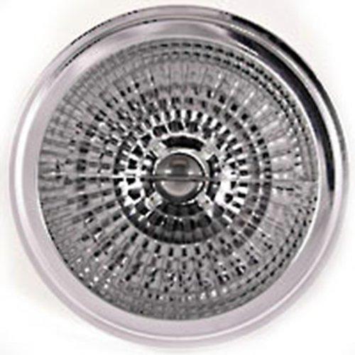 6 Qty. Halco 75W Ar111 Wfl 12V G53 Prism Ar111Wfl75 75W 12V Halogen Wide Flood Lamp Bulb