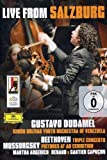 Live from Salzburg - Gustavo Dudamel and the Simon Bolivar Orchestra [DVD] [NTSC] [Region 0] [2009]