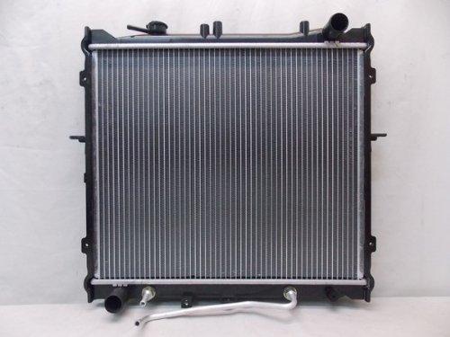 2057 RADIATOR FOR KIA FITS SPORTAGE 2.0 L4 4CYL (Radiator For 2002 Kia Sportage compare prices)