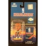 NICK VAN EXEL / LOS ANGELES LAKERS * 3 INCH * 1997 NBA Headliners Basketball Collector Figure ~ Headliners
