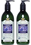Avalon Organics Hand & Body Lotion - Lavender - 12 oz - 2 pk
