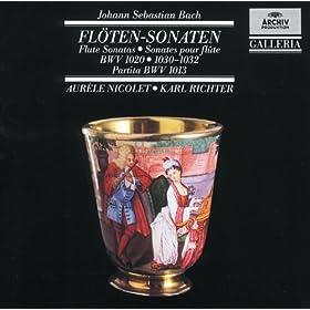 J.S. Bach: Sonata For Flute Solo In A Minor, BWV 1013 - 4. Bourr�e anglaise
