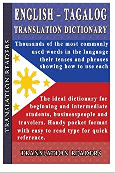 english tagalog translation dictionary and phrasebook. Black Bedroom Furniture Sets. Home Design Ideas