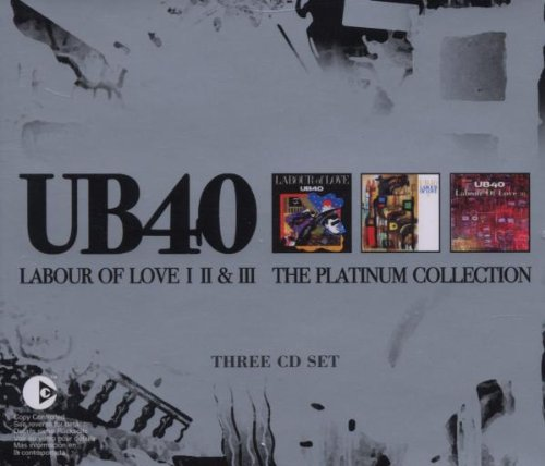 Ub40 - Labour of Love I II & III: The Platinum Collection - Zortam Music