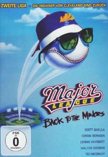 Die Indianer von Cleveland 3 (Major League) - Back to the Minors - Die Indianer von Cleveland sind zurück