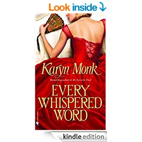 Every Whispered Word (Bantam Books Historical Romance)