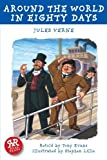 Jules Verne Around the World in Eighty Days (Real Reads)