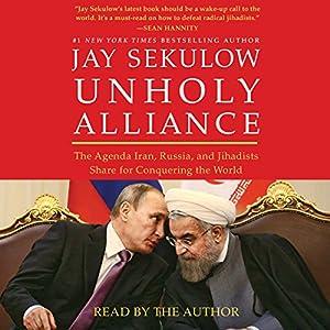 Unholy Alliance Audiobook
