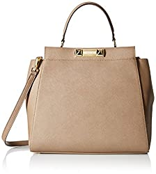 Calvin Klein Saffiano Shopper 2 Top Handle Bag